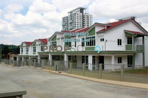 For Sale Terrace at PU1, Bandar Puchong Utama Freehold Semi Furnished 4R/3B 960k