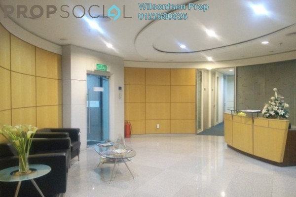 For Sale Office at Phileo Damansara 2, Petaling Jaya Freehold Fully Furnished 0R/0B 7.5m