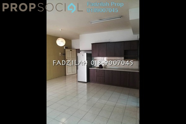 For Sale Apartment at Bayu Puteri, Tropicana Freehold Semi Furnished 3R/2B 520k