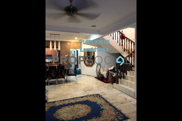 For Sale Semi-Detached at Kampung Jawa, Shah Alam Freehold Semi Furnished 4R/3B 850k