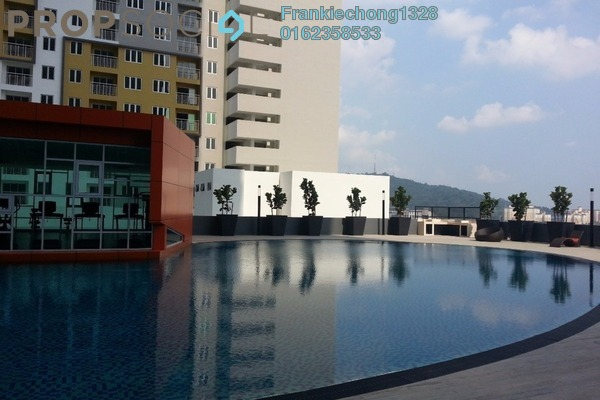 For Sale Condominium at The Holmes, Bandar Tun Razak Freehold Unfurnished 3R/2B 480k