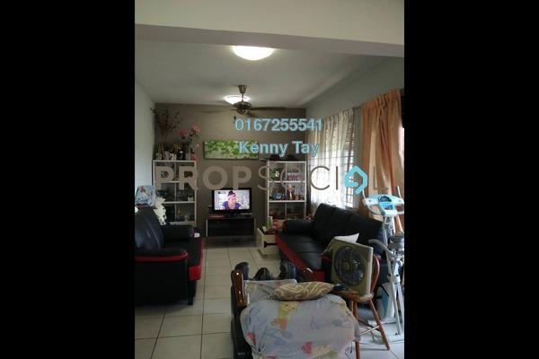 For Sale Condominium at Armanee Condominium, Damansara Damai Freehold Semi Furnished 4R/3B 508k