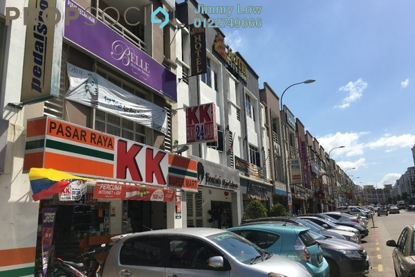 For Rent Office at Bandar Baru Sri Petaling, Sri Petaling Freehold Unfurnished 0R/2B 2.5k