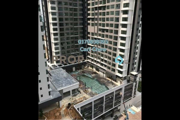 For Sale Condominium at Conezión, IOI Resort City Freehold Unfurnished 3R/2B 600k