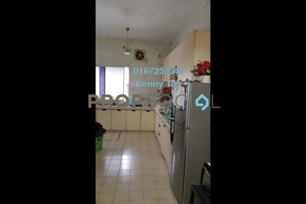 For Sale Terrace at Taman Bukit Maluri, Kepong Freehold Semi Furnished 5R/3B 1.24m