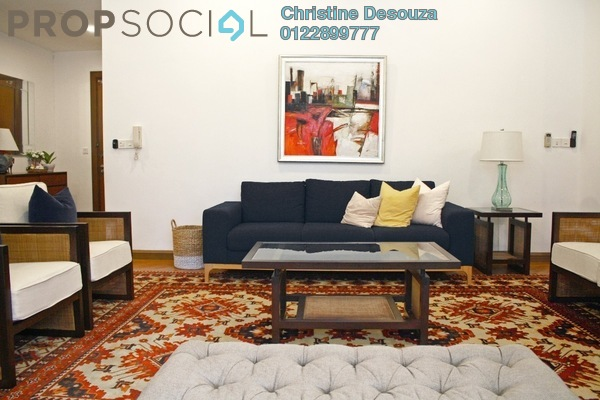 For Sale Condominium at Desa Damansara, Damansara Heights Freehold Semi Furnished 4R/4B 2.3m