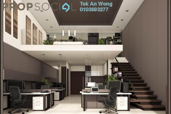 For Sale Office at Cheras Business Centre, Cheras Leasehold Unfurnished 0R/1B 300k