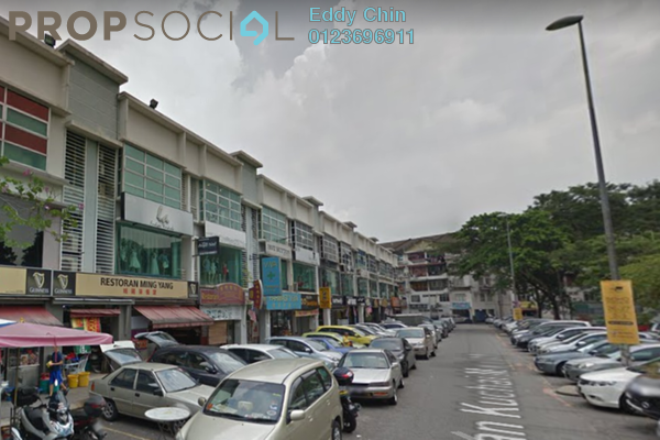 For Rent Shop at Dynasty Garden, Kuchai Lama Freehold Semi Furnished 0R/0B 5.5k