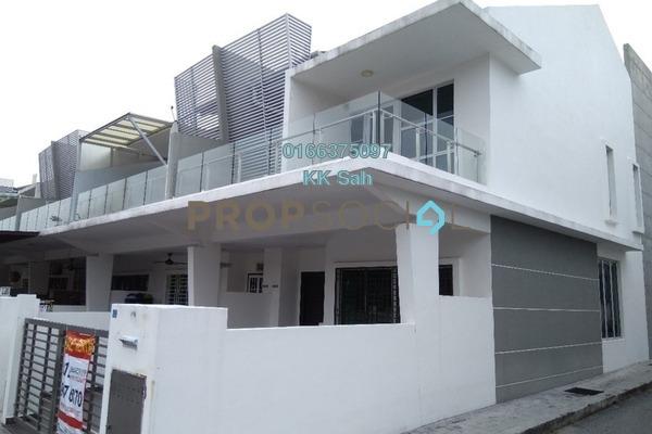 For Rent Link at Taman Cheras Idaman, Bandar Sungai Long Freehold Semi Furnished 4R/3B 1.3k