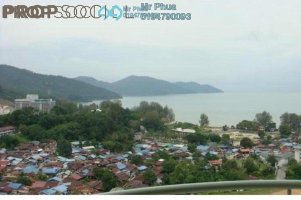 For Rent Condominium at Eden Seaview, Batu Ferringhi Freehold Fully Furnished 3R/2B 1.5k