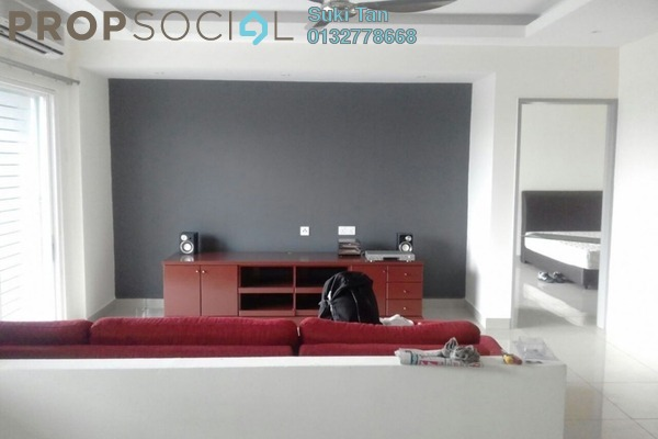 For Rent Condominium at First Residence, Kepong Freehold Semi Furnished 4R/3B 2.5k