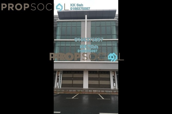 For Rent Shop at Bandar Bukit Tinggi 2, Klang Freehold Unfurnished 3R/5B 6k