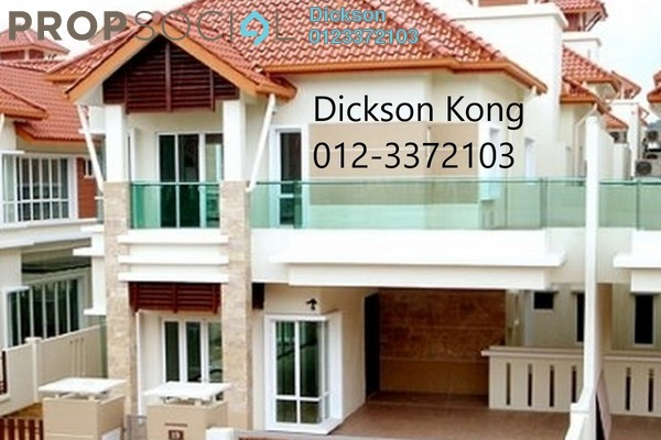 For Sale Semi-Detached at Villa Manja, Bandar Menjalara Freehold Semi Furnished 6R/5B 3.6m