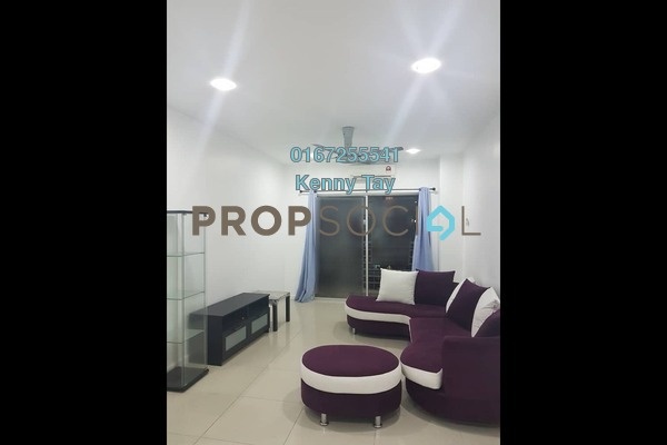For Sale Condominium at Casa Idaman, Jalan Ipoh Freehold Semi Furnished 3R/2B 460k