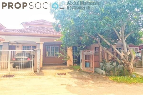 For Sale Terrace at Bandar Puncak Alam, Kuala Selangor Freehold Semi Furnished 3R/2B 320k