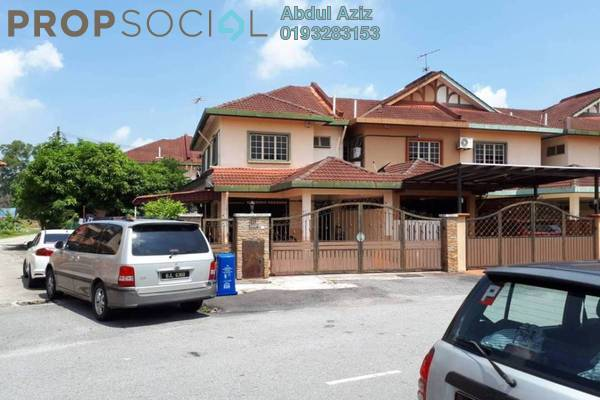 For Sale Terrace at Section 7, Shah Alam Freehold Unfurnished 4R/3B 780k
