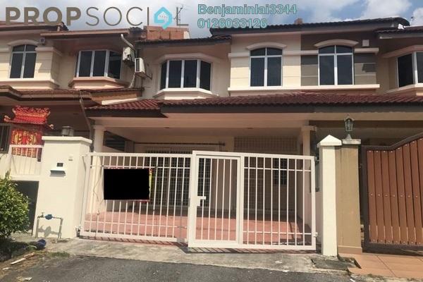 For Sale Terrace at Taman Sri Putra Mas, Sungai Buloh Freehold Unfurnished 4R/3B 600k