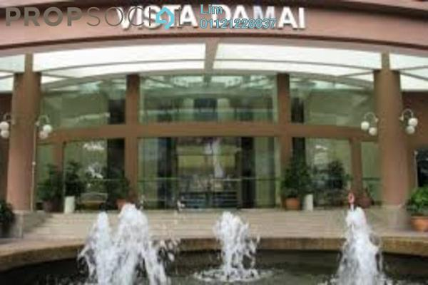 For Rent Condominium at Vista Damai, KLCC Freehold Fully Furnished 3R/2B 3.8k
