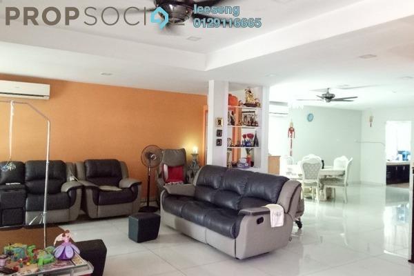 For Sale Terrace at Bandar Baru Klang, Klang Freehold Semi Furnished 4R/3B 738k