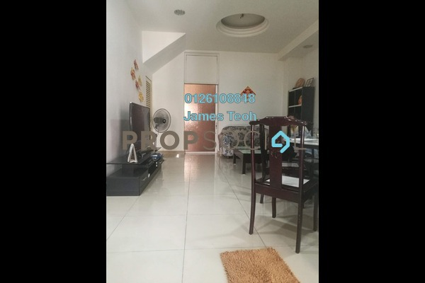 For Sale Terrace at Taman Tasik Prima, Puchong Freehold Semi Furnished 5R/4B 583k