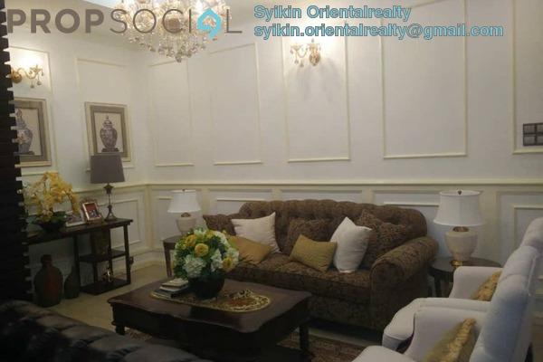 For Sale Terrace at Cassia, Denai Alam Freehold Semi Furnished 5R/4B 1m