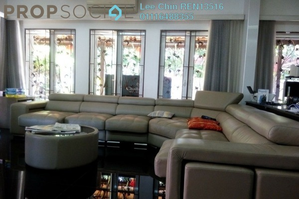 For Sale Terrace at Damai Rasa, Alam Damai Freehold Semi Furnished 6R/5B 1.25m