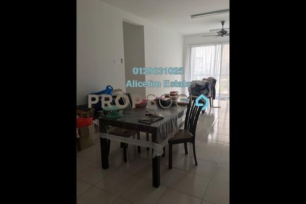 For Sale Condominium at Villa Laman Tasik, Bandar Sri Permaisuri Freehold Unfurnished 4R/3B 610k
