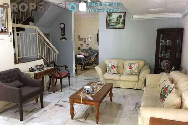 For Sale Terrace at Bandar Puncak Alam, Kuala Selangor Freehold Semi Furnished 3R/3B 360k