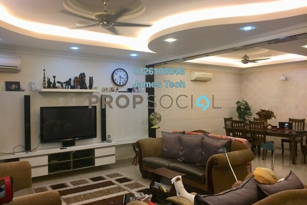 For Sale Terrace at Bandar Bukit Tinggi 2, Klang Freehold Semi Furnished 4R/4B 985k