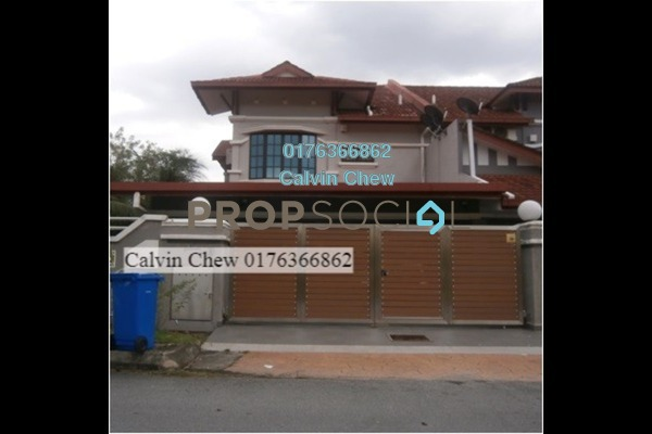 For Sale Terrace at Taman Subang Murni, Subang Freehold Unfurnished 4R/4B 1m