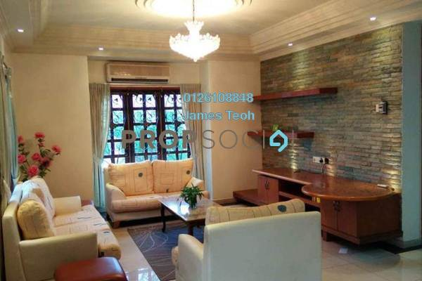 For Sale Bungalow at Taman Bukit Saga, Shah Alam Freehold Fully Furnished 7R/5B 2.5m