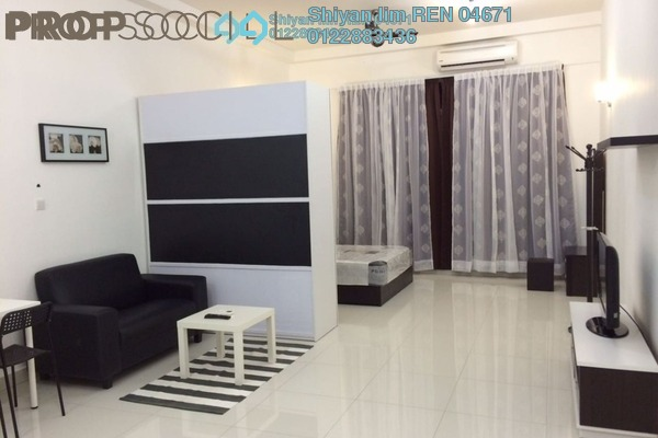 For Sale Condominium at Vue Residences, Titiwangsa Freehold Fully Furnished 0R/1B 470k