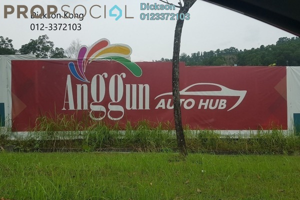 For Rent Land at Anggun City, Anggun Freehold Unfurnished 0R/0B 10k