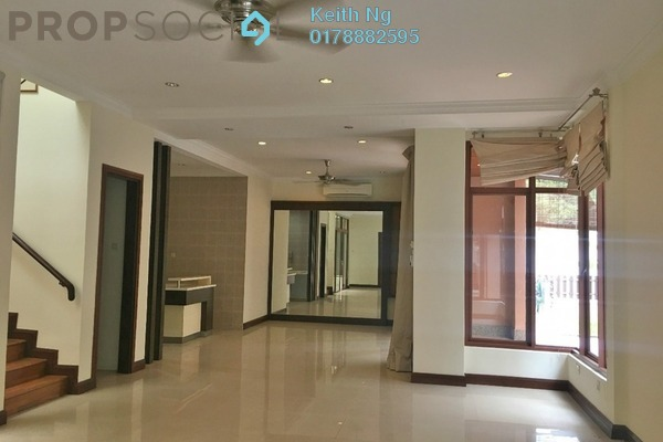 For Rent Semi-Detached at Duta Nusantara, Dutamas Freehold Semi Furnished 5R/6B 12k