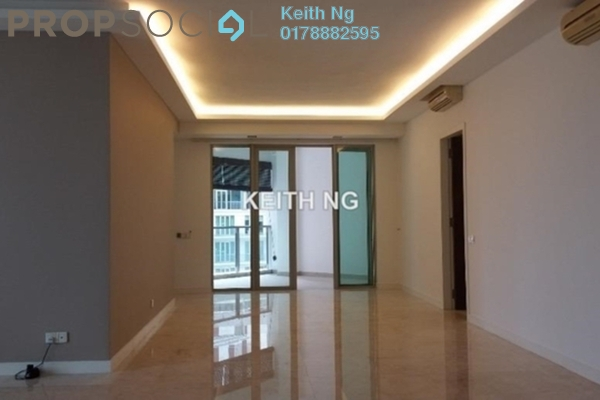 For Rent Condominium at Marc Service Residence, KLCC Freehold Fully Furnished 4R/5B 11k