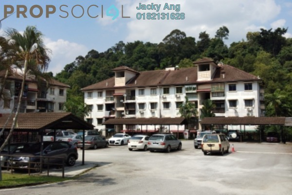 For Sale Apartment at Riverdale Park, Bukit Antarabangsa Freehold Unfurnished 3R/2B 150.0千