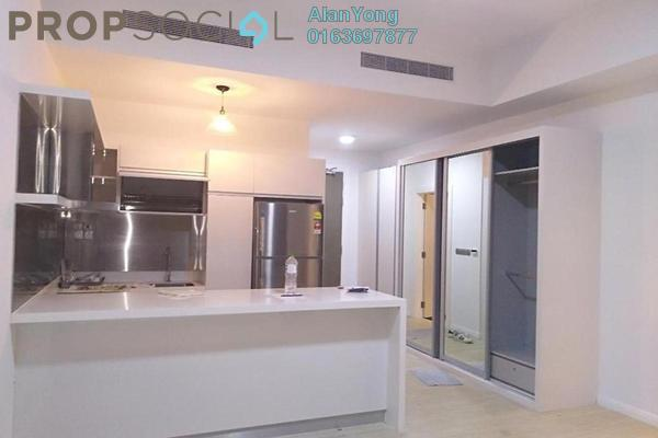 For Sale Condominium at M City, Ampang Hilir Freehold Fully Furnished 0R/1B 695k