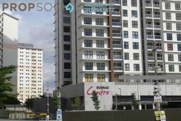 For Sale Serviced Residence at Glomac Centro, Bandar Utama Freehold Semi Furnished 3R/3B 691k