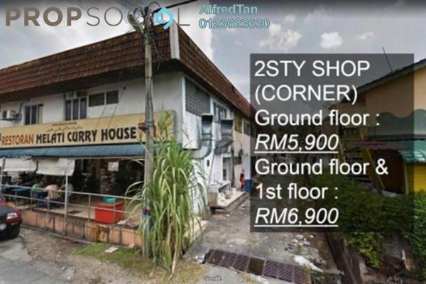 For Rent Shop at Taman Melawati, Melawati Freehold Semi Furnished 0R/1B 6.9k