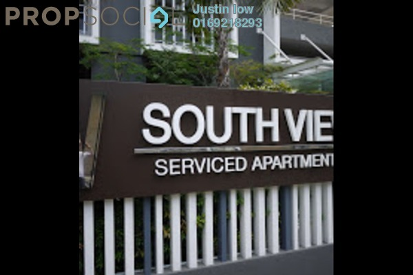 For Sale Condominium at South View, Bangsar South Freehold Unfurnished 2R/2B 680k