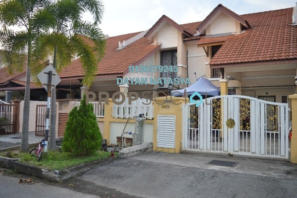 For Sale Terrace at Sunway Alam Suria, Shah Alam Freehold Fully Furnished 4R/3B 420k
