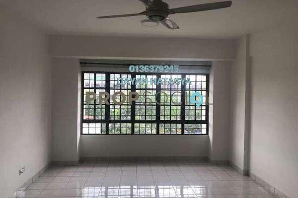 For Sale Condominium at Bayu Tasik 1, Bandar Sri Permaisuri Freehold Semi Furnished 3R/2B 390k