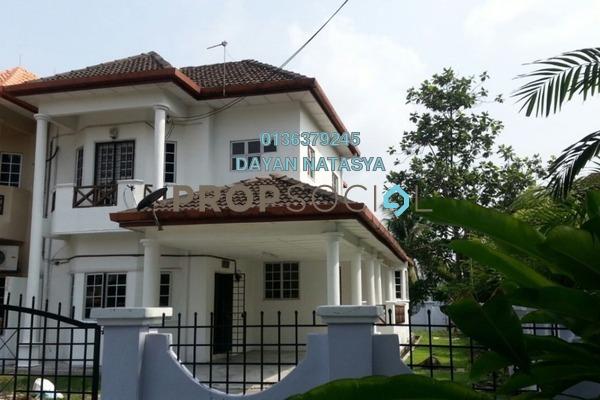 For Sale Semi-Detached at Taman Bukit Jaya, Bukit Antarabangsa Freehold Semi Furnished 5R/3B 1.07m
