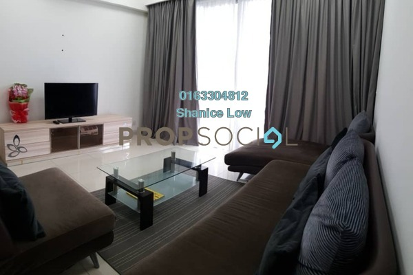 For Sale Condominium at The Westside One, Desa ParkCity Freehold Semi Furnished 3R/2B 1.16m