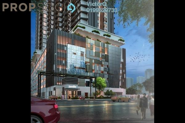 For Sale Condominium at Inspirasi Mont'Kiara, Mont Kiara Freehold Unfurnished 3R/2B 620k