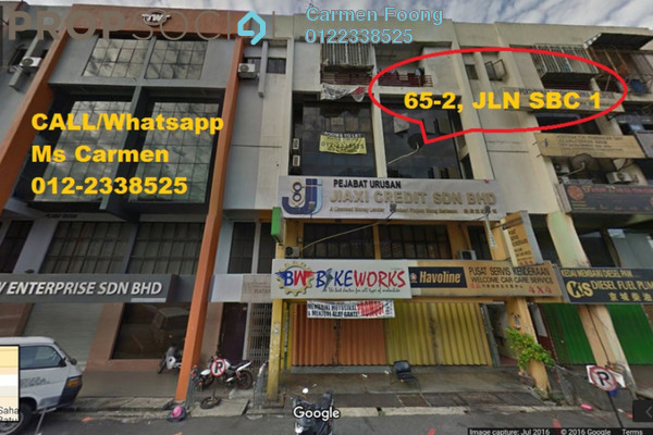 For Rent Office at Taman Sri Batu Caves, Batu Caves Freehold Semi Furnished 7R/5B 250translationmissing:en.pricing.unit
