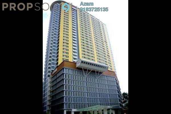 For Sale Serviced Residence at i-Zen Kiara I, Mont Kiara Freehold Fully Furnished 2R/2B 830k