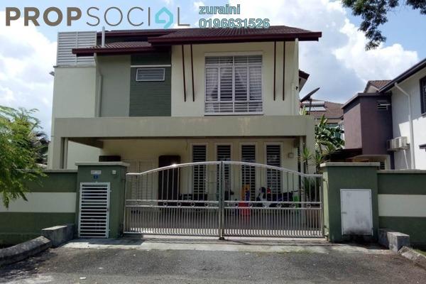 For Sale Bungalow at Taman Jelok Impian, Kajang Freehold Semi Furnished 6R/5B 1.8m