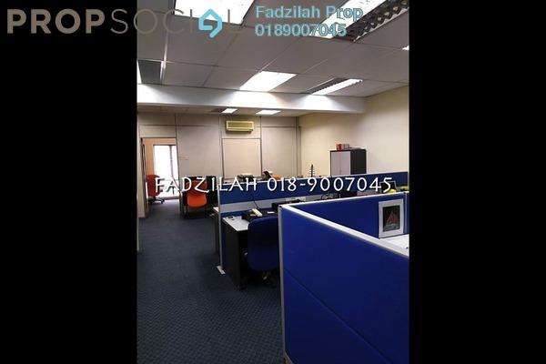 For Rent Office at Plaza Damas, Sri Hartamas Freehold Fully Furnished 0R/0B 3k