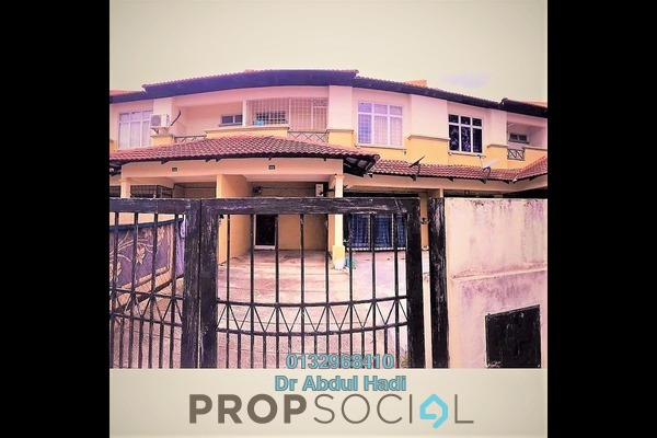 For Sale Terrace at Perdana College Heights, Nilai Freehold Semi Furnished 4R/3B 350k